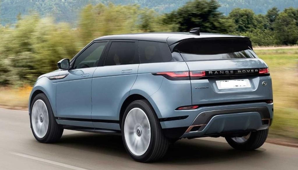 Land Rover Range Rover Evoque 2.0 D150 AUTO 4WD MHEV 150cv 5p.
